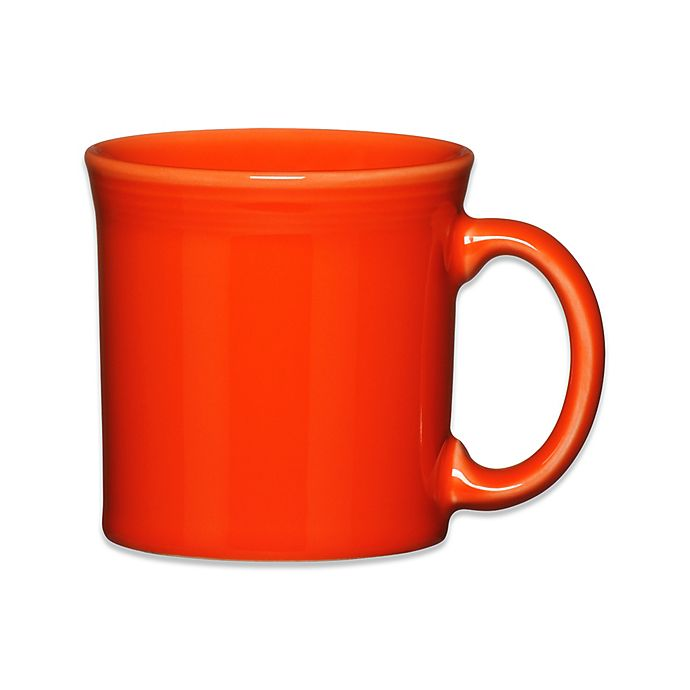 Alternate image 1 for Fiesta® Java Mug in Poppy