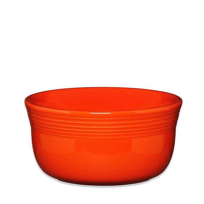Alternate image 1 for Fiesta® Gusto Bowl in Poppy
