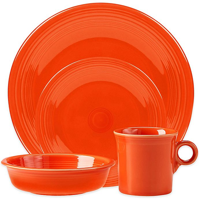 Alternate image 1 for Fiesta® Dinnerware Collection in Poppy