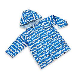 Magnificent Baby Smart Close Raincoat in Hello Hot Dog Boy Print