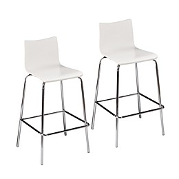 Holly & Martin Blence Bar Stool Set (Set of 2)