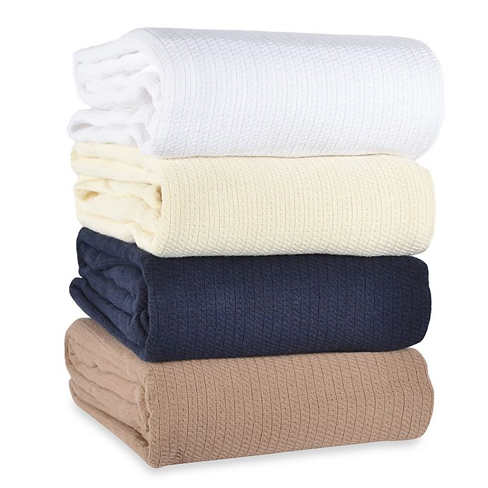 Alternate image 1 for Berkshire Blanket® Comfy Soft Cotton Blanket