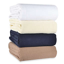 Berkshire Blanket® Comfy Soft Cotton Blanket