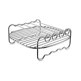 Philips Air Fryer Grilling Rack with Skewers