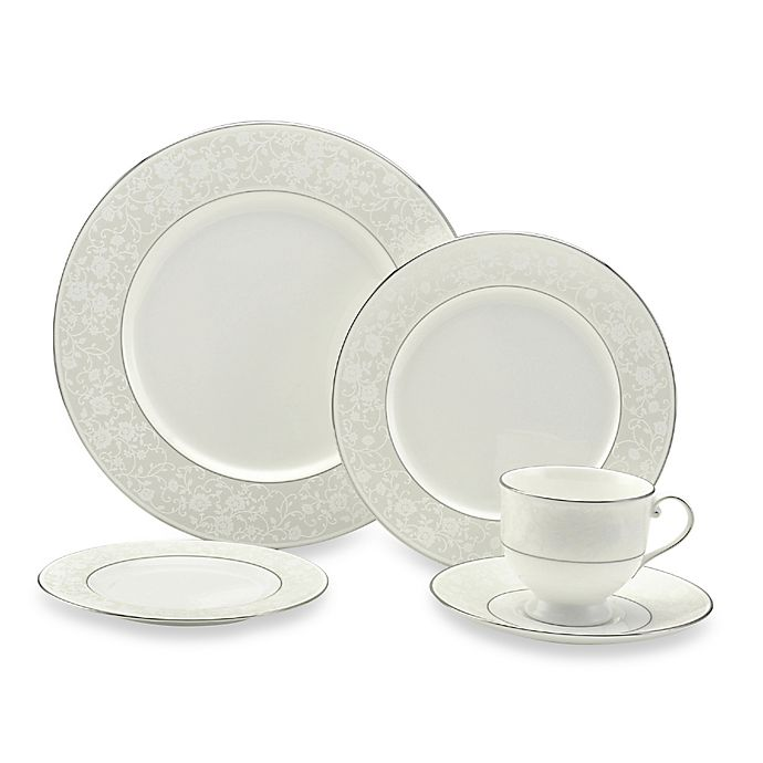 Alternate image 1 for Mikasa® Venetian Lace Dinnerware Collection