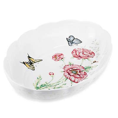 Lenox® Butterfly Meadow® 13-Inch Oval Baker