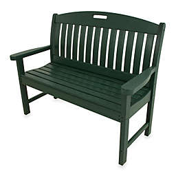 POLYWOOD® Nautical 52-Inch Bench