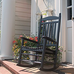POLYWOOD® Jefferson Slatted Rocker