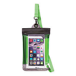 Travelon® Waterproof Smart Phone/Digital Camera Pouch in Green