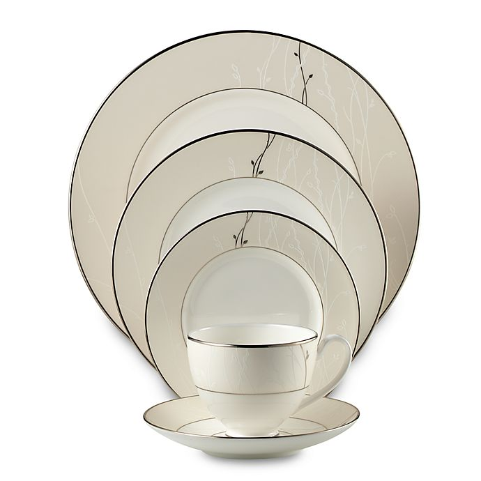 Alternate image 1 for Waterford® Lisette 5-Piece Place Setting