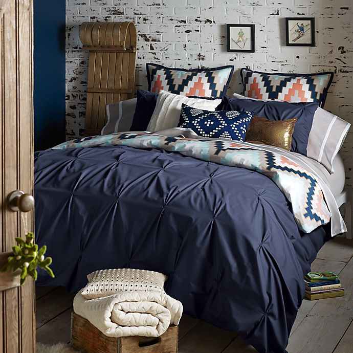 Alternate image 1 for Blissliving® Home Harper Reversible Duvet Cover Set