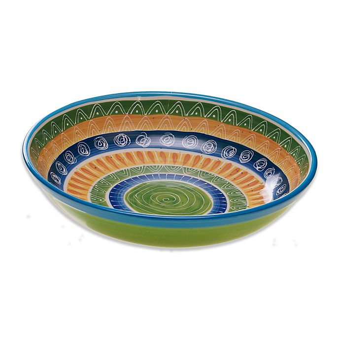 Alternate image 1 for Certified International Tapas 13.25-Inch Pasta/Serving Bowl