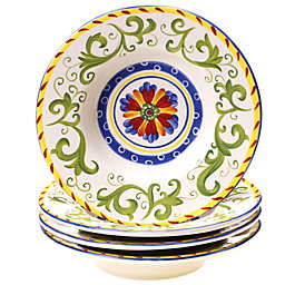 Certified International Amalfi Soup Bowl (Set of 4)