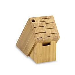 Shun Classic 11-Slot Bamboo Block