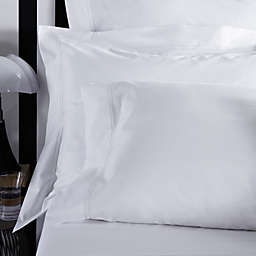 Frette At Home Tiber Queen Sheet Set in White