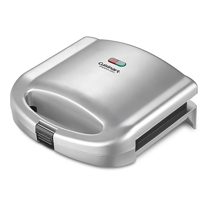 Alternate image 1 for Cuisinart® Sandwich Grill