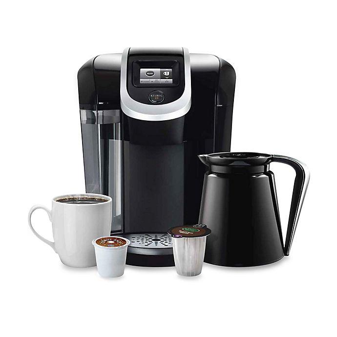 Alternate image 1 for Keurig® 2.0 K350 Coffee Brewing System