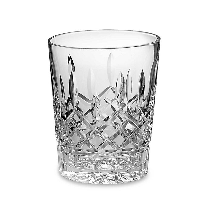 Alternate image 1 for Waterford® Lismore Double Old-Fashioned Glasses (Set of 2)