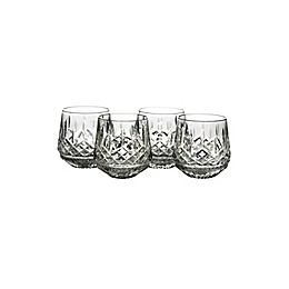 Waterford® Lismore Double Old Fashioned Glasses (Set of 4)