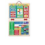 Melissa & Doug® My First Daily Magnetic Calendar