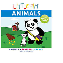 Little Pim®: Animals by Julia Pimsleur Levine