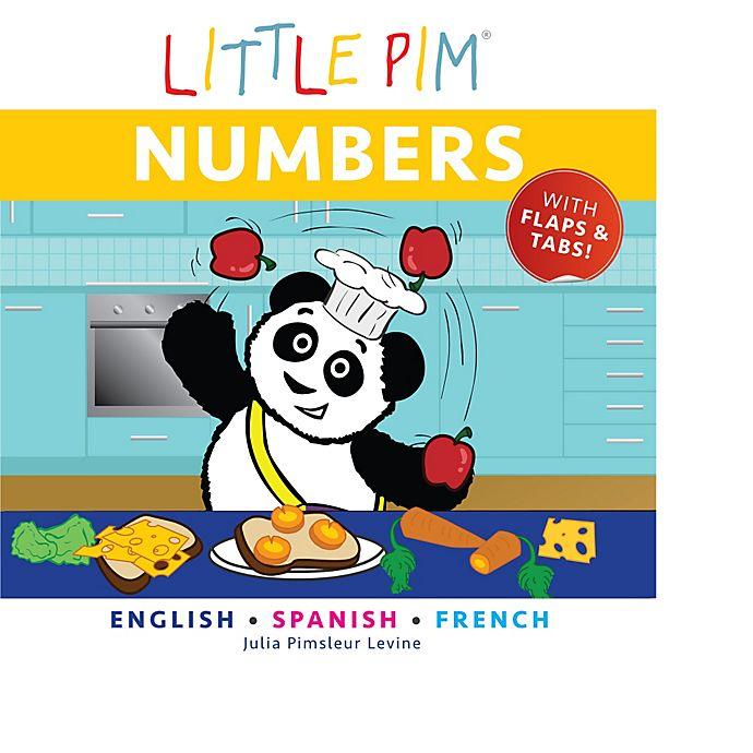 Alternate image 1 for Little Pim®: Numbers by Julia Pimsleur Levine