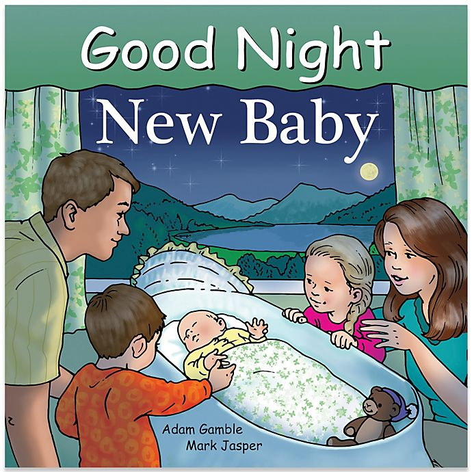 Alternate image 1 for Good Night New Baby Board Book