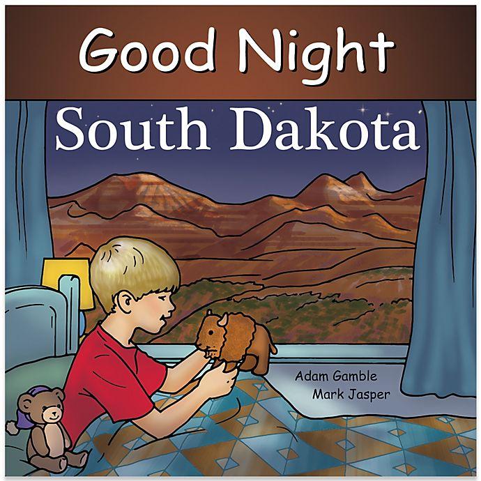 Alternate image 1 for Good Night South Dakota by Adam Gamble