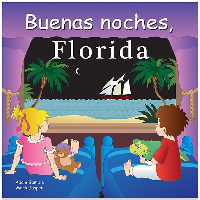 Alternate image 1 for Buenas Noches, Florida by Adam Gamble