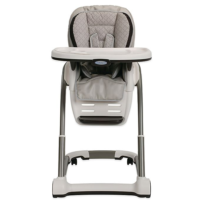 Alternate image 1 for Graco® Blossom™ DLX 4-in-1 High Chair Seating System in Paris