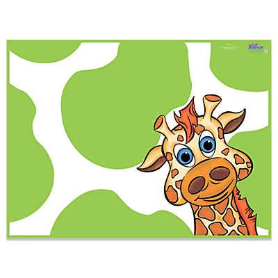 KidKusion® Giraffe Splat Mat