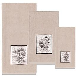 Creative Bath™ Sketchbook Fingertip Towel Collection