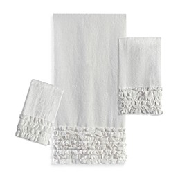 Creative Bath™ Ruffles Bath Towel