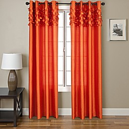 Softlines Emily 84-Inch Grommet Window Curtain Panel