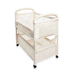Arm's Reach Clear-Vue Co-Sleeper® in Natural