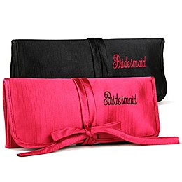 Ivy Lane Design™ Embroidered Bridesmaid Jewelry Roll