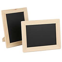 Ivy Lane Design™ 5-Inch x 7-Inch Chalkboard Frames (2-Pack)
