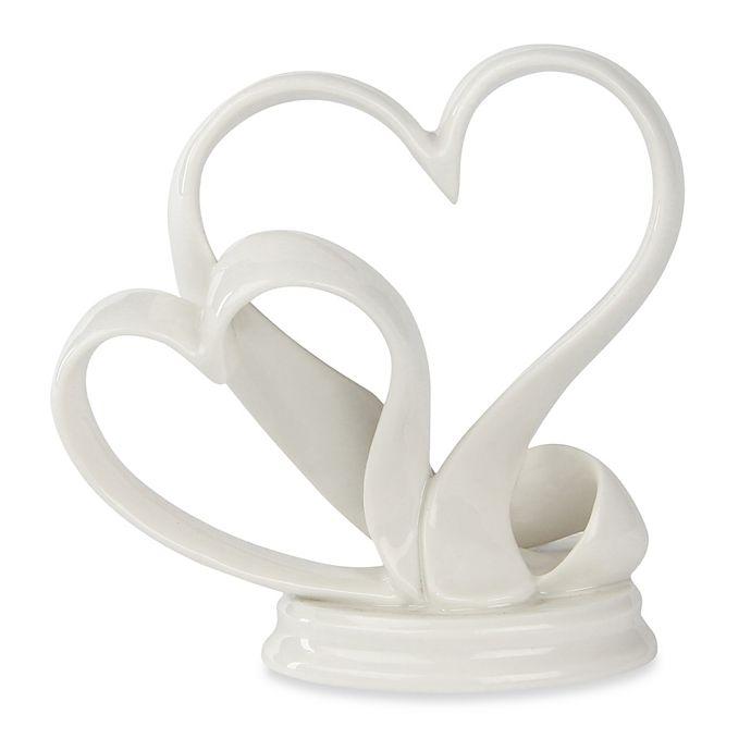 Alternate image 1 for Ivy Lane Design™ Double Hearts Cake Topper