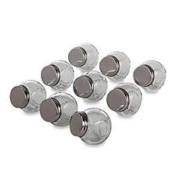 Ivy Lane Design™ Fillable Mini Glass Candy Jar Favor Pack (Set of 9)