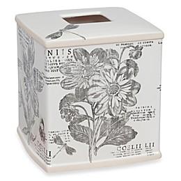 Creative Bath™ Sketchbook Boutique Tissue Box Cover