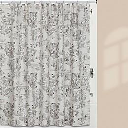 Creative Bath™ 72-Inch x 72-Inch Sketchbook Shower Curtain