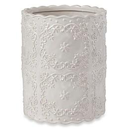 Creative Bath™ Ruffles Wastebasket