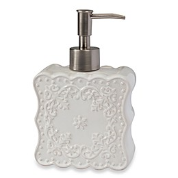 Creative Bath™ Ruffles Lotion Dispenser