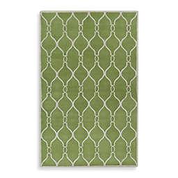 Jill Rosenwald® Zuna Rug in Green