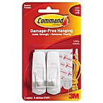 3M Command™ 2-Pack Medium Hooks