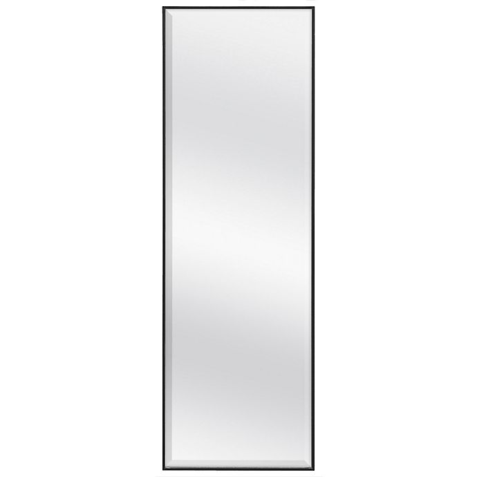 Alternate image 1 for MCS Cheval 59.5-Inch x 19.5-Inch Rectangular Floor Mirror
