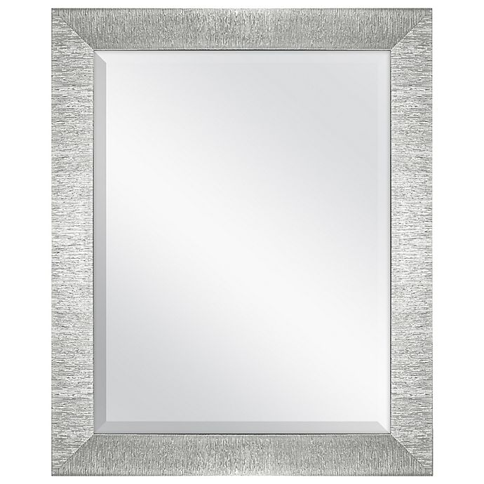 Mcs Industries Rocco 26 5 Inch X 32, Decorative Wall Mirrors Bed Bath And Beyond