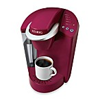 Keurig® K-Classic™ K55 Single Serve K-Cup® Pod Coffee Maker in Red