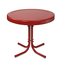 Crosley Griffith Outdoor Metal Side Table