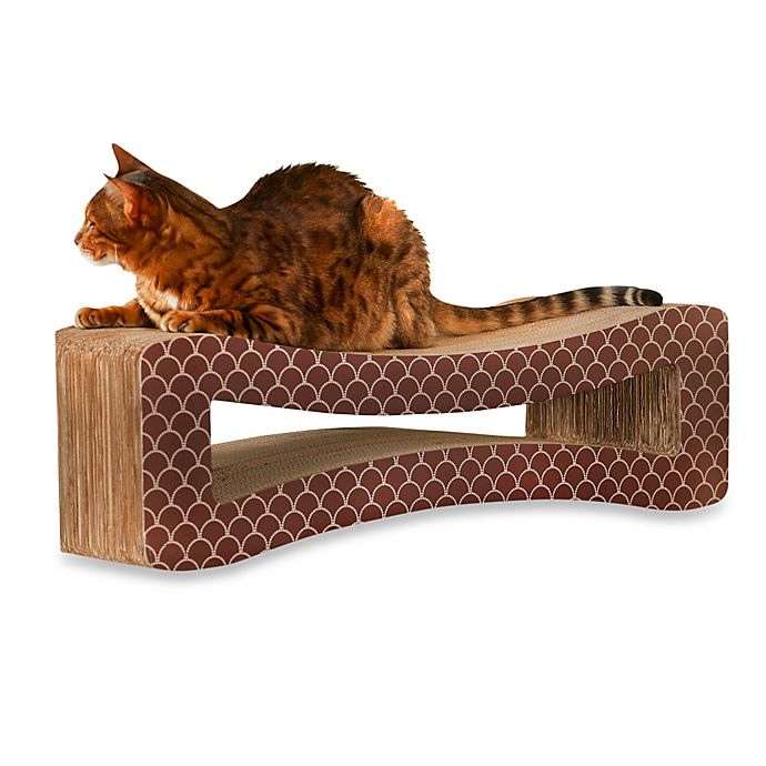 Alternate image 1 for Enchanted Home Pet Therapeutic Cat Scratcher